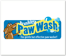 Thanks Paw Wash!